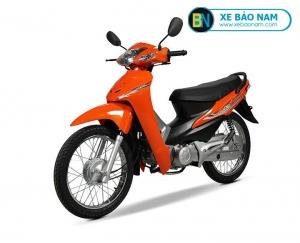 Xe Máy Wave 50cc Việt Thái Màu Cam