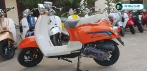 Xe ga 50cc Crea New 2020 màu cam