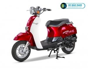 Xe ga 50cc Crea Việt Thái Màu Đỏ