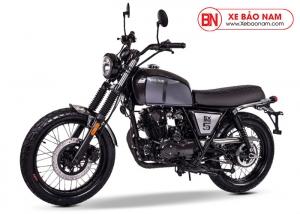 Xe Brixton Classic BX125 màu đen