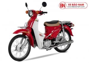 Xe Cub Halim 50cc 2020 màu đỏ