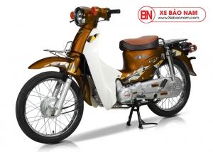 Xe Cub Halim 50cc 2020 màu nâu