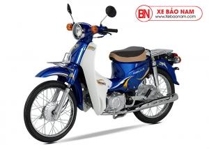 Xe Cub Halim 50cc 2020 màu xanh dương
