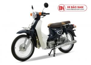 Xe máy Cub 81 New 2019 màu đen nhám