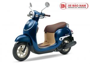 Xe ga 50cc Honda Giorno Nhật Bản Nhập khẩu màu xanh