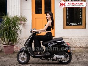 Xe ga 50cc Nio S Plus 2020 Màu Đen