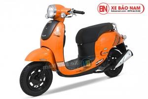 Xe ga 50cc Giorno 2 (Tem chìm) 2019 màu cam