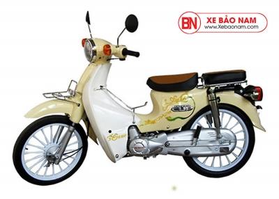 Xe máy Cub 50 81 Detech (Vành Đúc)