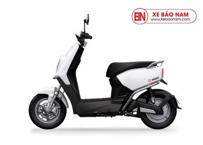 Xe máy điện YADEA E3 màu trắng MỚI NHẤT 2019