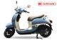 Xe ga 50cc Honda Giorno Nhật Bản Nhập khẩu màu xanh da trời