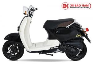 Xe ga 50cc Crea màu đen new
