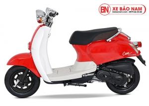 Xe ga 50cc Crea màu đỏ 2019 new