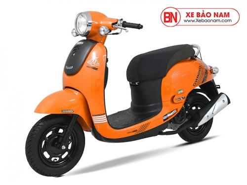 Xe ga 50cc Giorno Hyosung Màu Cam