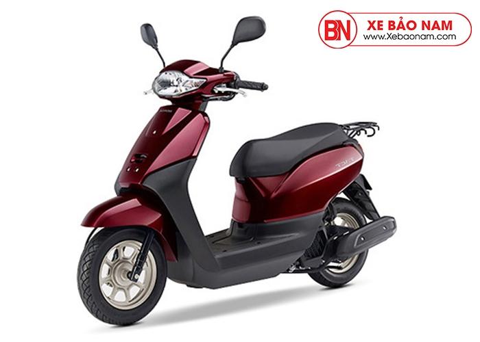 Xe ga 50cc Honda Tact Nhập Khẩu màu mận