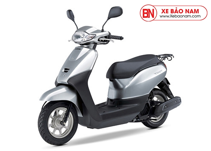 Xe ga 50cc Honda Tact Nhập Khẩu màu xám