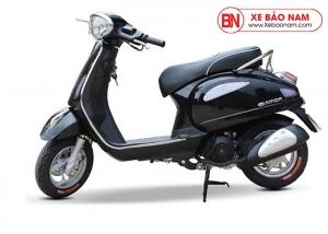 Xe ga 50cc Roma SE Dk bike màu đen