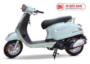 Xe ga 50cc Roma SE Dk bike màu trắng sữa