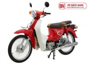 Xe cub New 50 màu đỏ