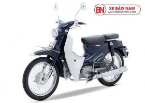 Xe máy Cub Classic 50cc màu xanh cửu long