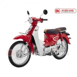 Xe máy Cub New 50 SE Màu Đỏ