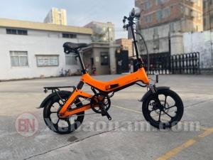 Xe điện gấp Nakxus 8 inch