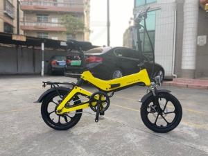 Xe điện gấp Nakxus 10 inch Mới nhất