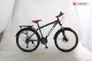 Xe đạp Fuji XT780 Mới nhất năm 2020 màu đen