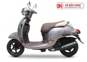 Xe Ga 50cc Giorno Kitafu ( Màu Xám )