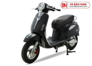 Xe máy điện Vespa Nioshima LX 2019 màu đen
