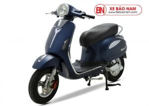 Xe máy điện Vespa Nioshima LX 2019 màu xanh đậm