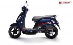 Xe máy 50cc Kymco Like Màu Xanh