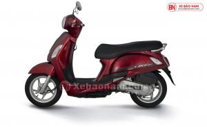 Xe máy 50cc Kymco Like Màu Đỏ