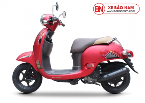 Xe Ga 50cc Giorno Kitafu ( Màu Đỏ )