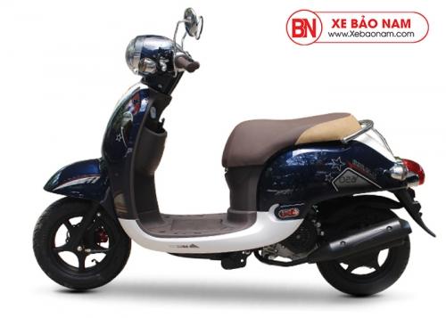 Xe Ga 50cc Giorno Kitafu ( Màu Xanh )