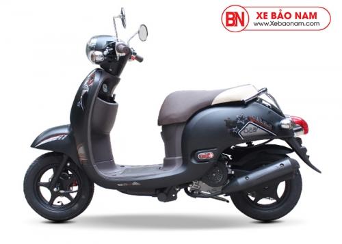 Xe Ga 50cc Giorno Kitafu ( Màu Đen )