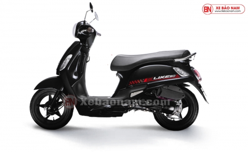 Xe máy 50cc Kymco Like Màu Đen