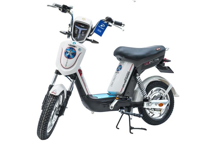 Xe đạp điện Nijia Avenger 2019