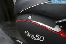 Xe ga 50cc Elite Đen Nhám ► Chính hãng Sym không cần bằng lái 16 tuổi đi được