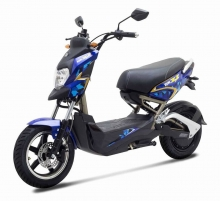 Xe máy điện Z1 chính hãng SYM ► Đẳng cấp như Xmen bền bỉ như M133s
