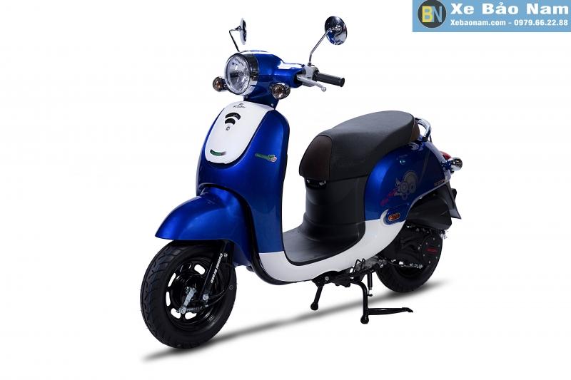 """Xe ga 50cc Giorno 2018 ► Trải nghiệm cùng Sinh Viên """"Phương Vân"""