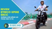 REVIEW KYMCO KPIPE 50 V1.0 ► Xe Bảo Nam – Chuyên phân phối xe máy,xe điện nhập khẩu