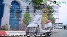 REVIEW XE TAY GA KYMCO LIKE 50CC ► Xe Bảo Nam Chuyên phân phối xe máy,xe điện nhập khẩu