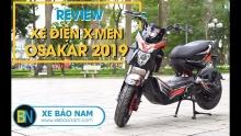 Review Xe Điện XMen Osakar 2019 ► Xe máy điện Xmen tốt nhất - King Kong Xmen