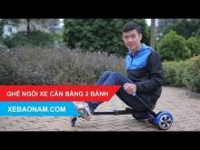 Đại lý bán Ghế Ngồi xe điện cân bằng 2 bánh giá rẻ nhất Việt Nam