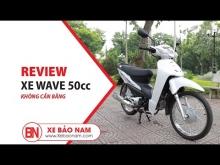 XE MÁY WAVE 50cc Học Sinh giá 12.500.000đ (Không cần bằng lái)