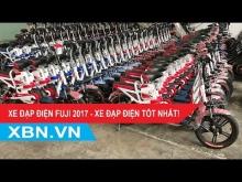 Xe đạp điện Fuji 2017 - Xe đạp điện tốt nhất!