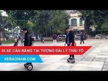Nhà phân phối xe điện cân bằng 2 bánh cho thuê tại Hà Nội