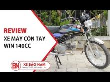 Review Xe Máy Detech Win 140cc Mới Nhất Chỉ Có Tại Xe Bảo Nam