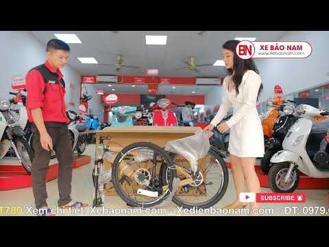 Đập Hộp Xe Đạp Fuji Sport XT780 Giá ►3.500.000đ | Xe Bảo Nam