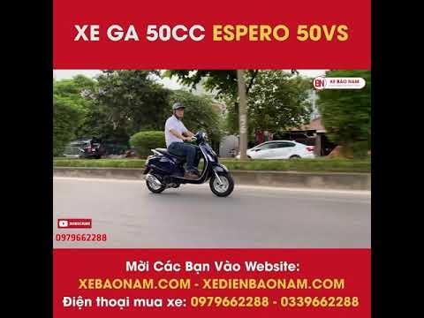 Xe Ga 50cc Espero 50VS   Xe Bảo Nam Giá Tốt Nhất Thị Trường